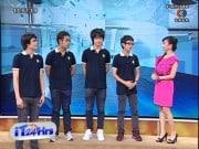 ทีมแตงไทย ( Tang Thai ) คว้าแชมป์โลก Game Design ใน Imagine Cup 2012 ที่ ซิดนีย์ !!