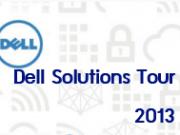 เชิญร่วมงานมหกรรมโซลูชั่นไอทีใหญ่ที่สุดจากเดลล์  Dell Solutions Tour 2013