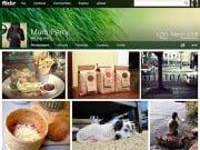 Flickr ปรับโฉมใหม่หมดจด มาพร้อมขยายเนื้อที่ฝากรูปฟรี 1TB