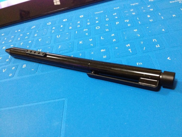Pen surface 1