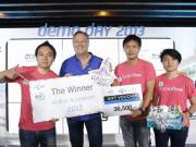 ทีม Fastinflow ทีมชนะเลิศจากโครงการ dtac Accelerate ได้ลัดฟ้าสู่ ซิลิคอน แวลลีย์