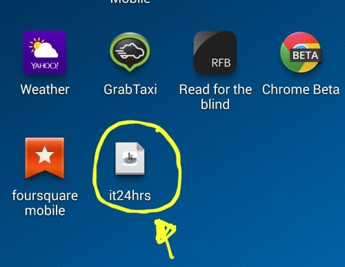 shortcut-to-home-android