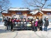 รวมรูปภาพทริปดูงานและท่องเที่ยวเกาหลีใต้ กับไอที24ชั่วโมง