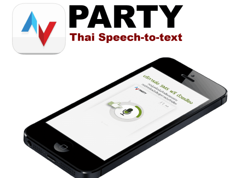 PARTY-Thai Speech-to-Text