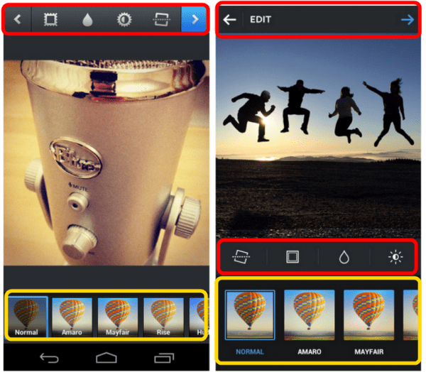how to change instagram username on android