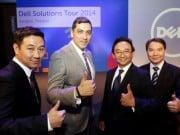 """เดลล์ประกาศศักยภาพผู้นำ End-to-End Solutions ในงาน """" Dell Solutions Tour 2014 """""""
