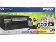 brother DCP-T700W รีวิวเครื่องพิมพ์มัลติฟังก์ชันแบบ Refill Tank สั่งพิมพ์ได้ทุกที่แม้ไม่อยู่บ้าน