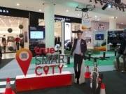 ชมเทคโนโลยีเมืองอัจฉริยะ ในงาน True Smart Life Smart City