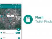 สุขาอยู่หนใด? แอพ Flush ช่วยหาห้องน้ำใกล้ตัว