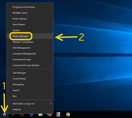 Enable Disable Touch Screen Windows 10 B It24hrs By