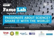 FameLab การแข่งขันการสื่อสารด้านวิทยาศาสตร์ระดับโลก ชิงรางวัลมากมาย เปิดรับสมัครแล้ว