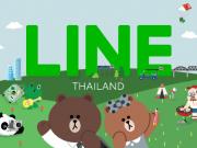 คนไทยใช้ LINE แชทมากเป็นอันดับ 2 ของโลก LINE MAN และ LINE TODAY ขึ้นแท่นอันดับ 1