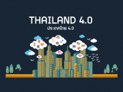 Thailand 4.0 ประเทศไทย 4.0 คืออะไร
