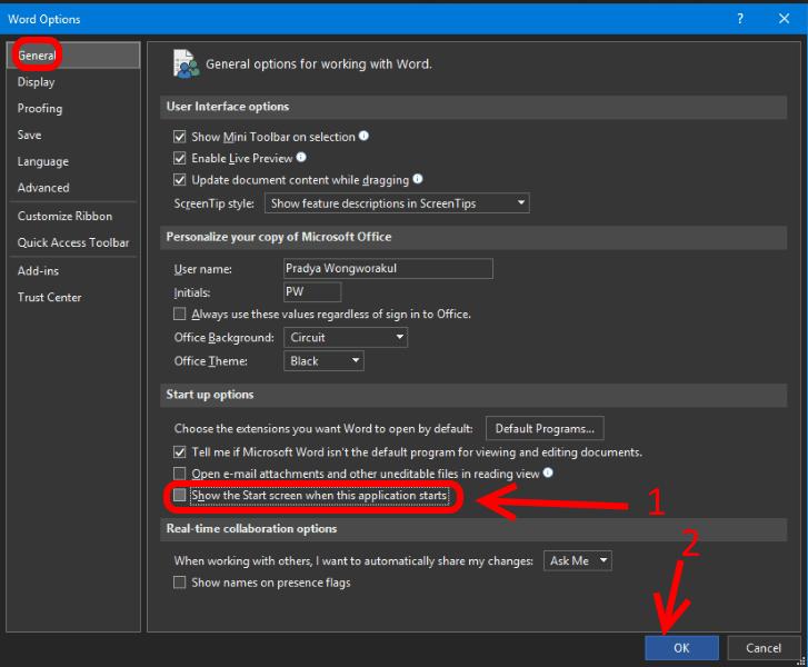 settings-word-2016-skip-start-screen-04