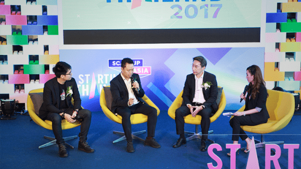 Startup Thailand 2017