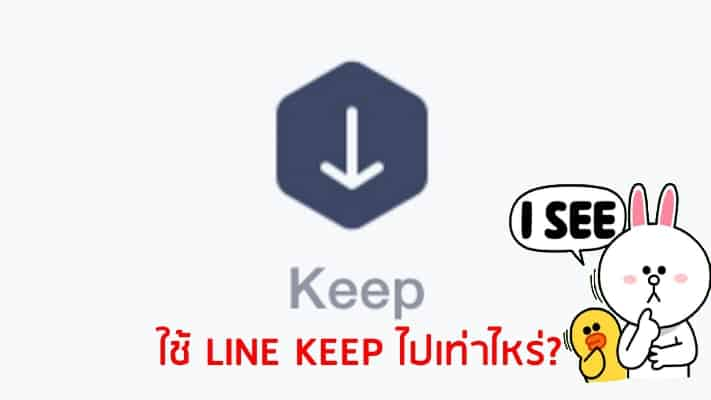 line keep - check space used 01