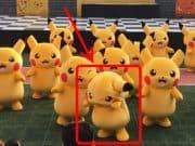 คลิปสุดฮอต Pikachu เหี่ยวกลางโชว์