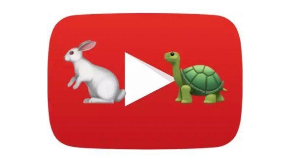 ให้เร็วขึ้น หรือ เล่นวีดีโอช้าๆ บน Youtube