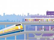 ขั้นตอนการเปลี่ยนสาย MRT จากสายสีน้ำเงิน เป็นสายสีม่วงแบบใหม่ เริ่มสิงหาคมนี้