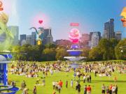Pokemon GO อัปเดตครั้งใหญ่ สู้โปเกมอนบนยิมระบบใหม่