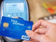 Visa payWave แตะตี๊ดๆ ก็จ่ายเงินเรียบร้อย เทรนด์ของโลกยุคใหม่