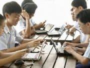 โรงเรียนในสิงคโปร์ เตรียมก้าวสู่เรียนรู้ด้วยตัวเองทางออนไลน์ ภายในปี 2018