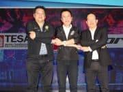 I-SPORT บริษัทในเครือ SAMART ได้รับแต่งตั้งให้ดูแลสิทธิประโยชน์ของสมาคมไทยอีสปอร์ต