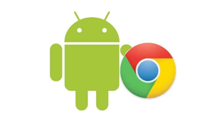 how to delete search history in chrome android
