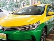 ทดลองเรียกรถแท็กซี่โอเค ผ่านแอป Taxi OK ของกรมการขนส่งทางบก