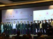 Alibaba นำทีมโดย แจ็ค หม่า ลุยเซ็น MOU 4 ฉบับ ลงทุน ECC กับไทย