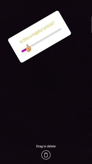 Emoji Slider