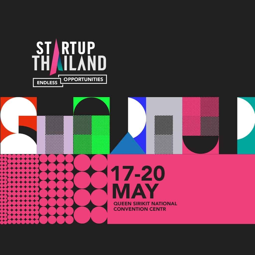 Startup Thailand 2018