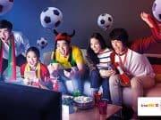 ช่องทางรับชมฟุตบอลโลก 2018