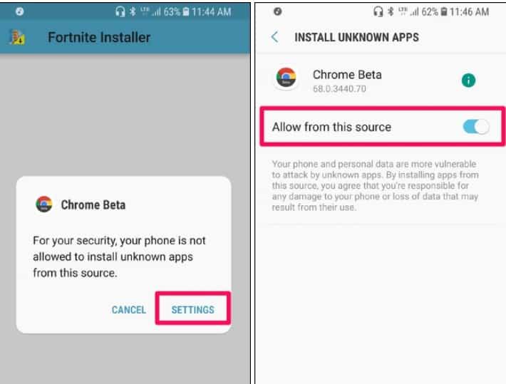 ฟอร์ทไนท์ ( Fortnite ) บน Android ติดตั้งอย่างไร ? - iT24Hrs