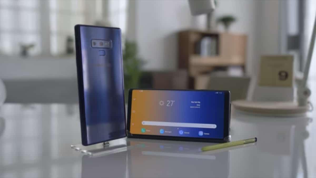 ราคา Galaxy Note 9