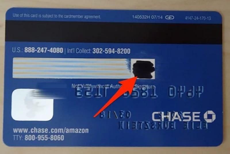 ขโมยหมายเลขบัตรเครดิต