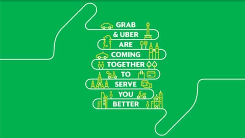 สิงคโปร์ สั่งปรับ Uber และ Grab