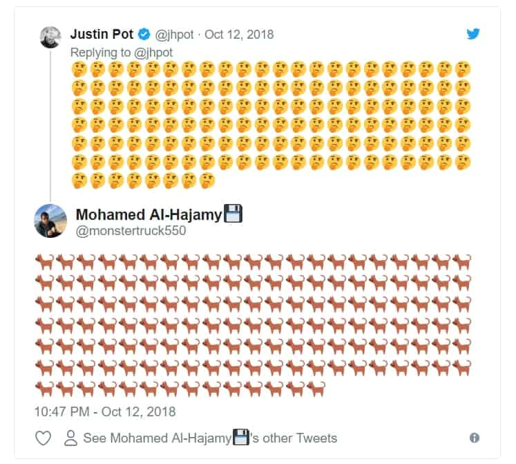 twitter ใส่สัญลักษณ์ emoji
