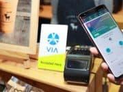 VIA บริการ E-wallet จ่ายเงินข้ามประเทศไม่ต้องแลกสกุลเงิน เริ่มแล้วที่ ไทย-สิงคโปร์