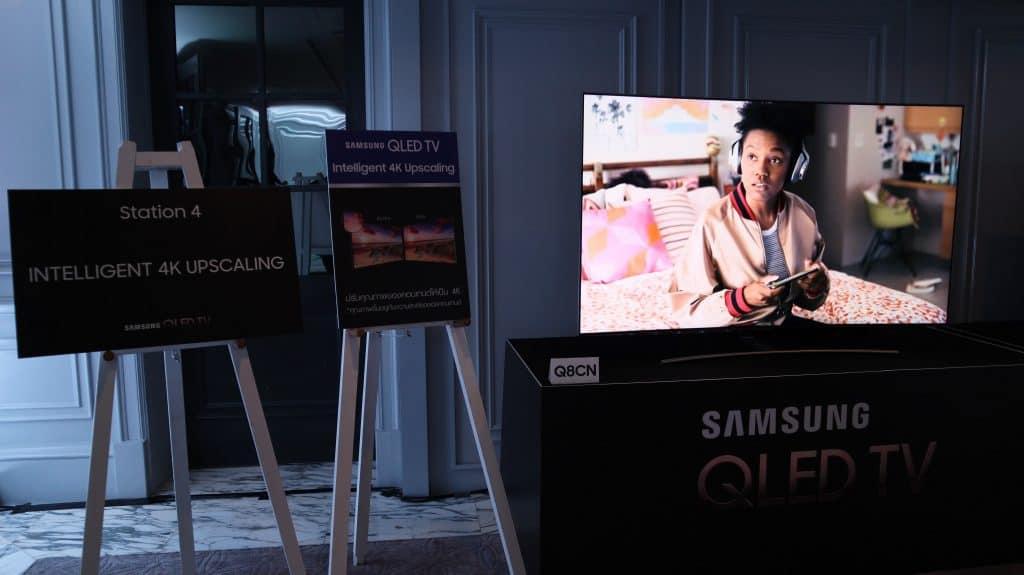Samsung QLED TV 2018
