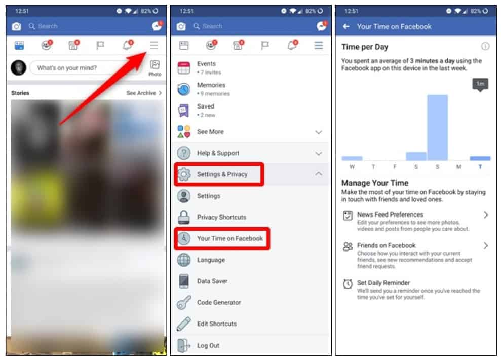 คุณติด facebook