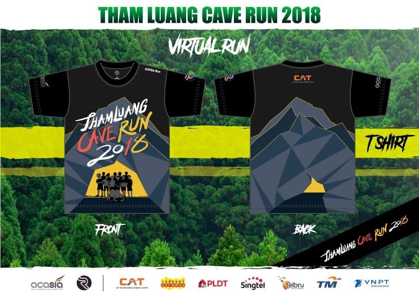 Tham Luang Cave Run 2018