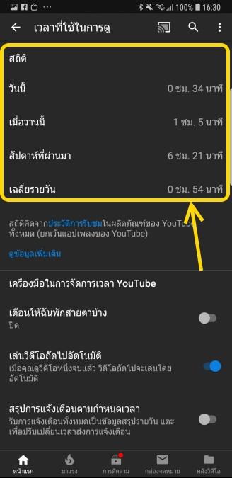 ติด Youtube