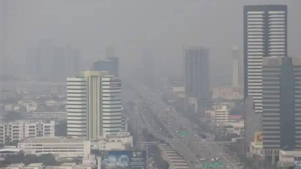 ผลตรวจ PM2.5