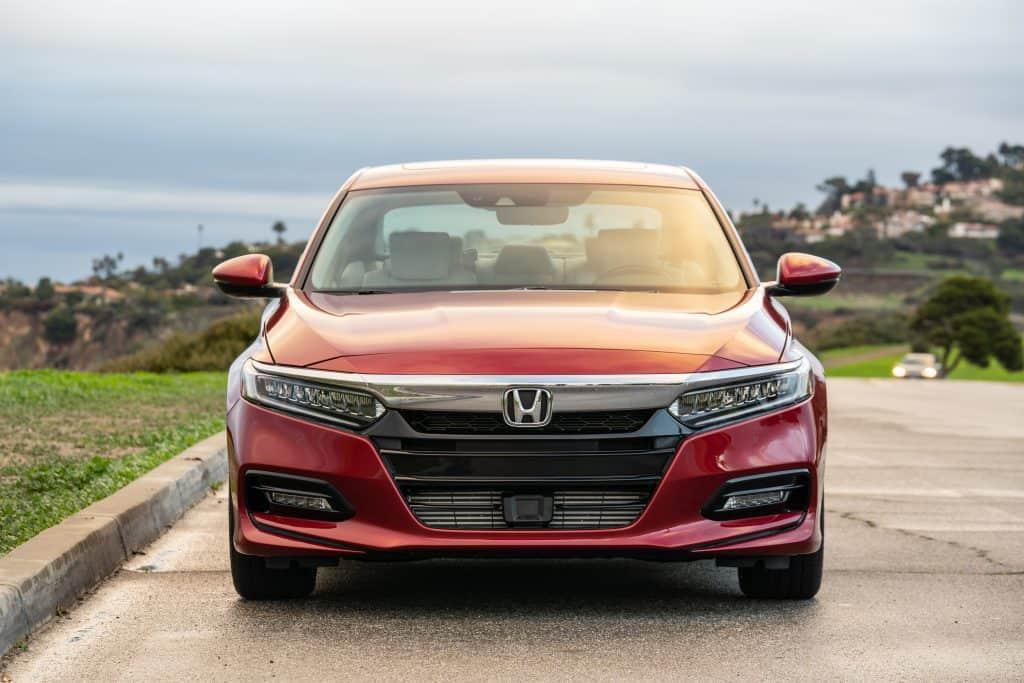 Honda Accord 2019 (ฮอนด้าแอคคอร์ด 2019)