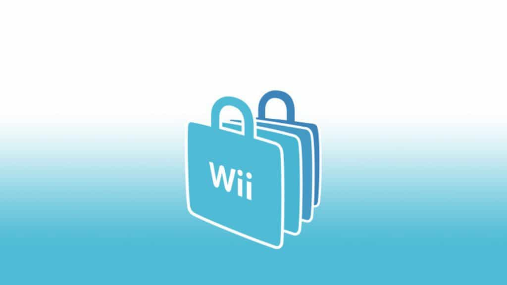 ปิด Wii Shop Channel