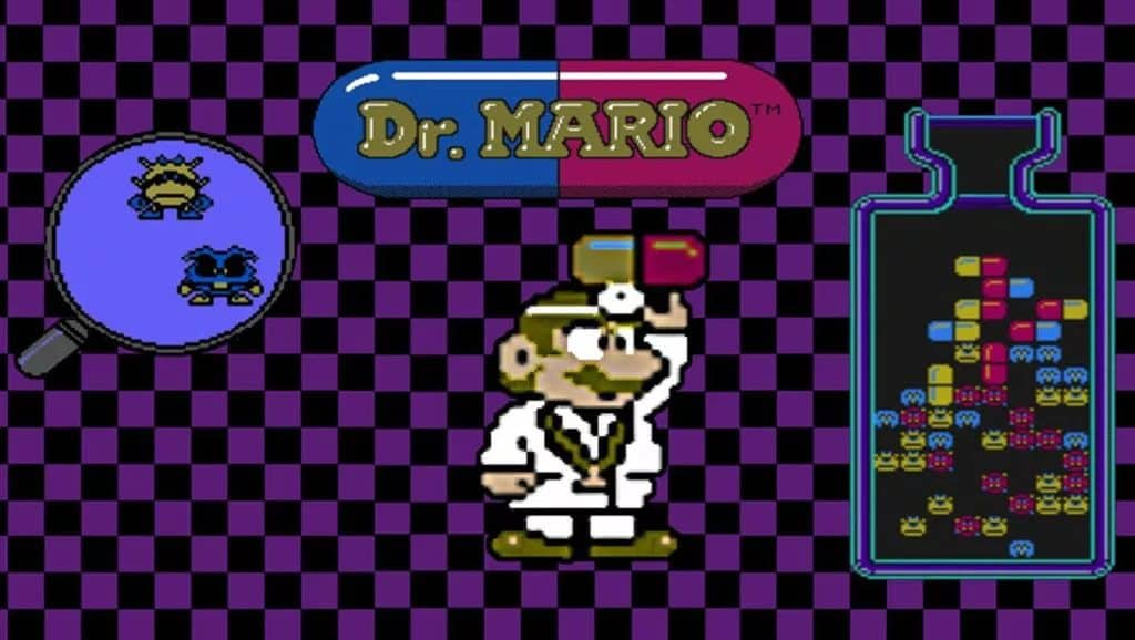 Dr.Mario World