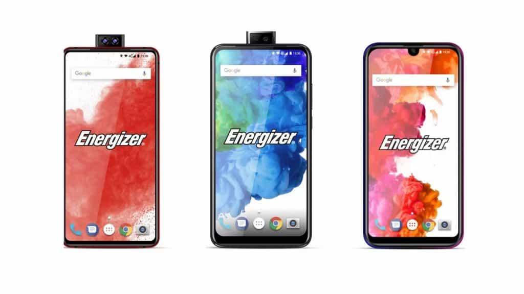 มือถือ Energizer
