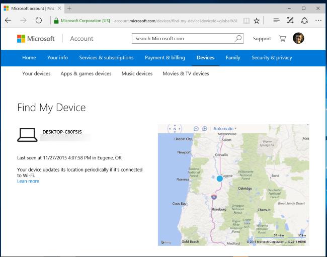 วิธีตามหา notebook หาย