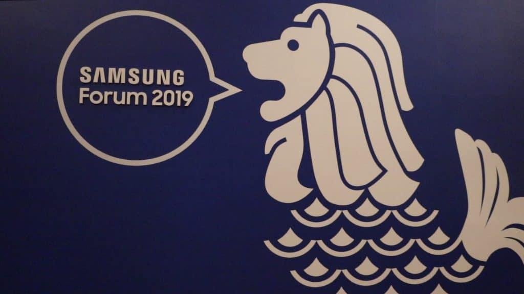 Samsung Forum 2019